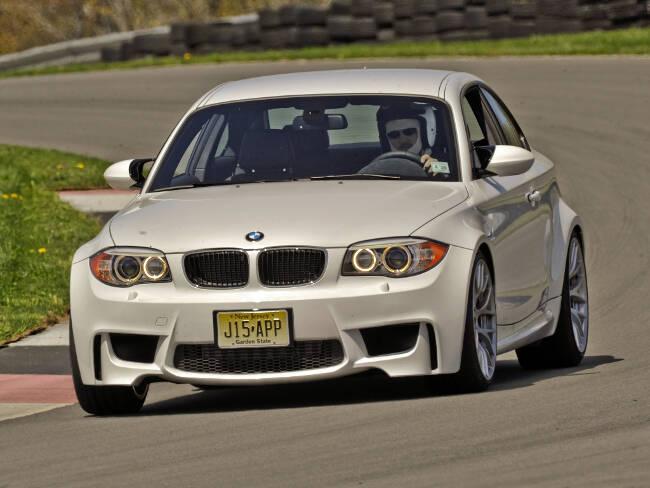 BMW 1M E82 - 19
