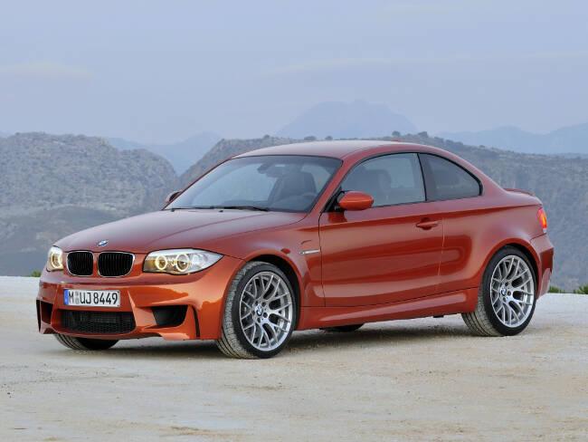 BMW 1M E82 - 5