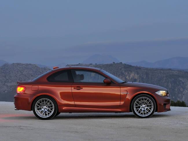 BMW 1M E82 - 9