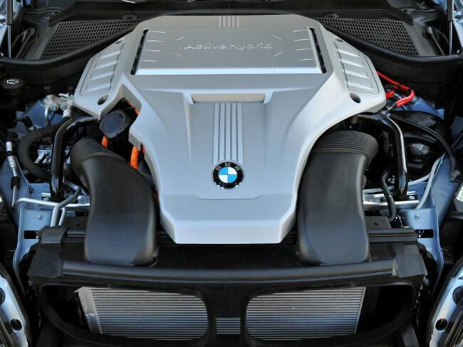 BMW ActiveHybrid X6 E72 - 1
