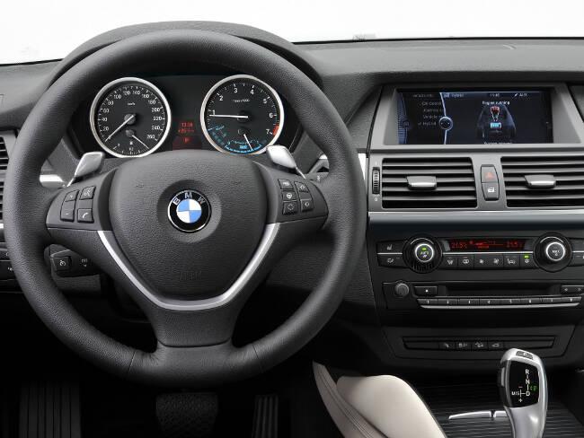 BMW ActiveHybrid X6 E72 - 10