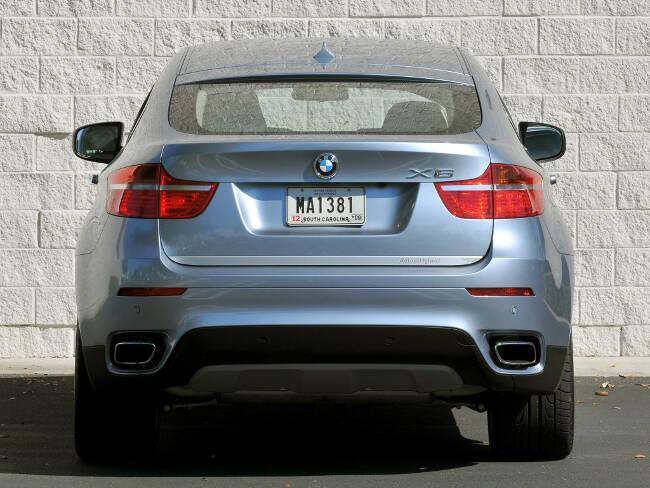 BMW ActiveHybrid X6 E72 - 2