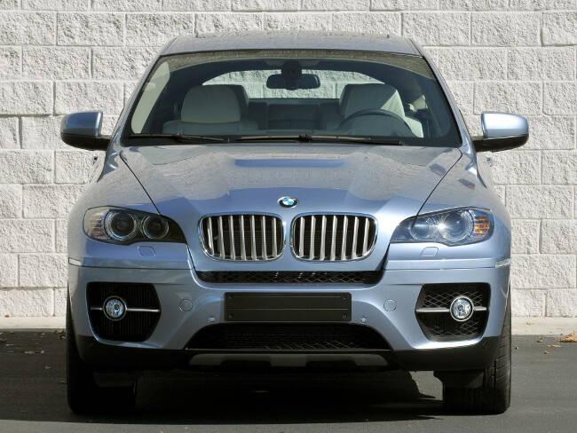 BMW ActiveHybrid X6 E72 - 3