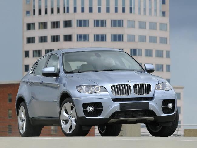 BMW ActiveHybrid X6 E72