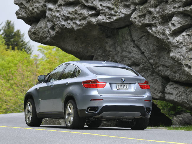 BMW ActiveHybrid X6 E72 - 5