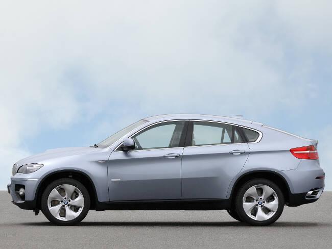 BMW ActiveHybrid X6 E72 - 6