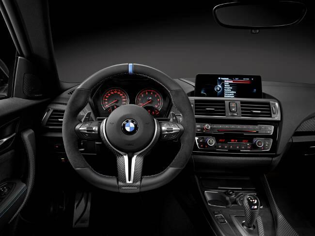 BMW M2 M Performance Accessories F87 - 1
