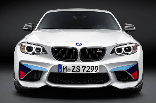 BMW M2 M Performance Accessories F87 - 3