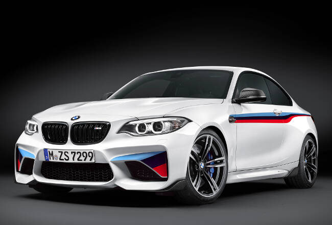 BMW M2 M Performance Accessories F87 - 4