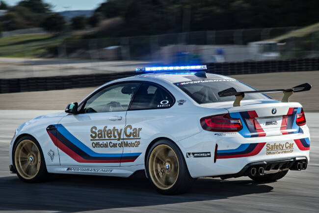 BMW M2 MotoGP Safety Car F87 - 8