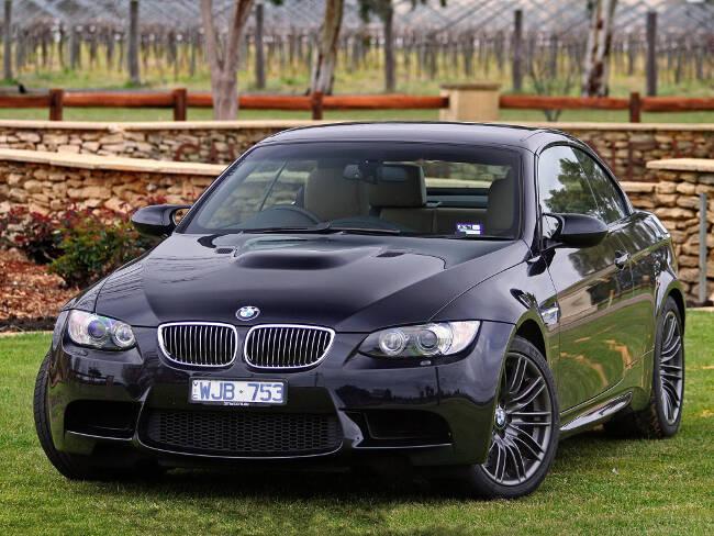 BMW M3 E93 - 16