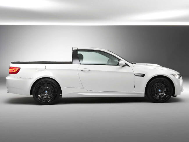 BMW M3 Pick Up E93 - 5