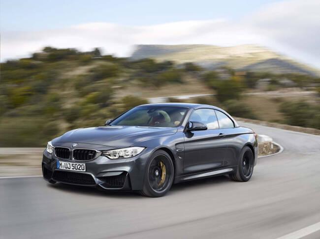 BMW M4 F83 - 1