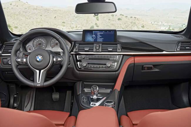 BMW M4 F83 - 16