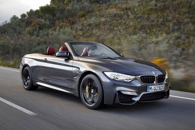 BMW M4 F83 - 2
