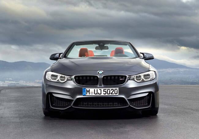 BMW M4 F83 - 3