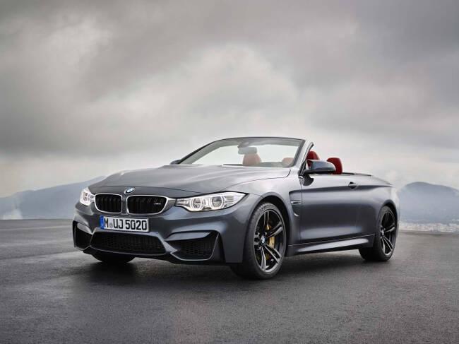 BMW M4 F83 - 9