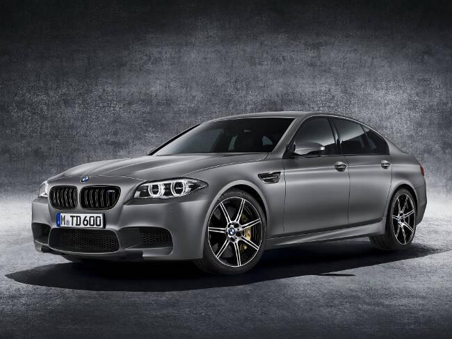 BMW M5 30 Jahre F10 - 1