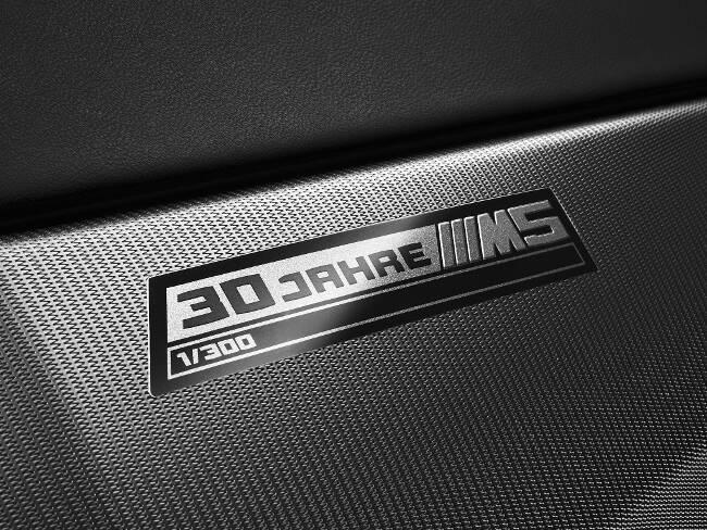 BMW M5 30 Jahre F10 - 5