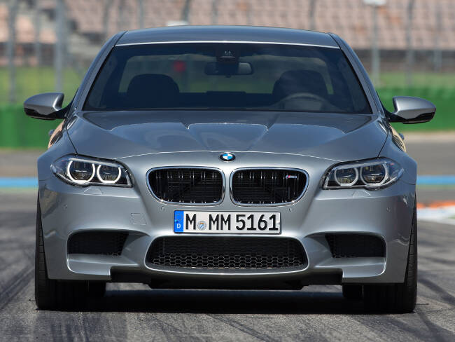 BMW M5 Competition Package F10 - 1