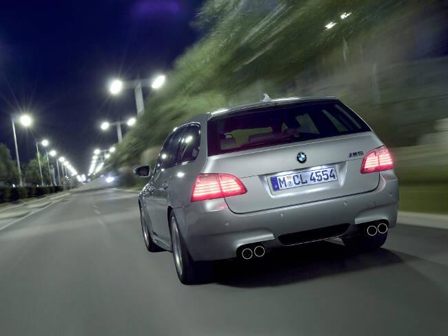 BMW M5 E61 - 1