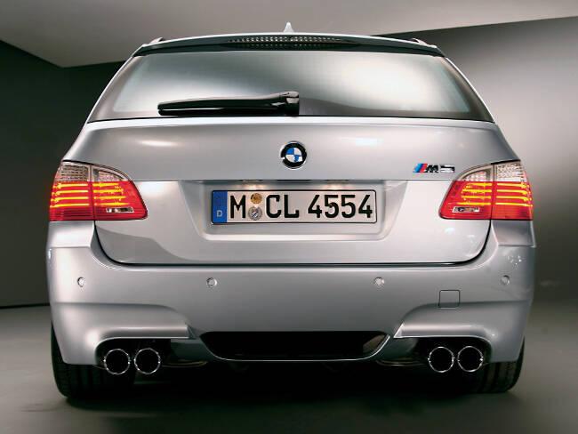 BMW M5 E61 - 10