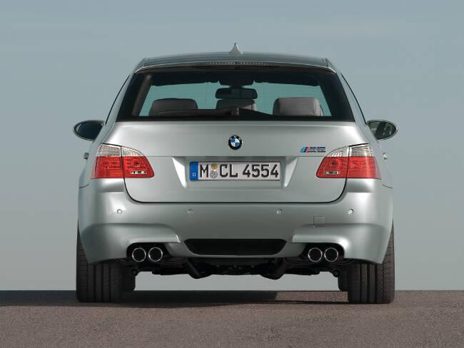 BMW M5 E61 - 11