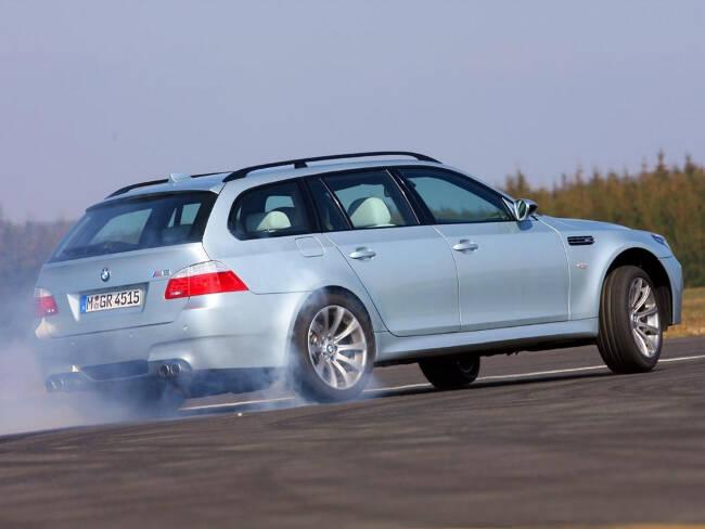 BMW M5 E61 - 12