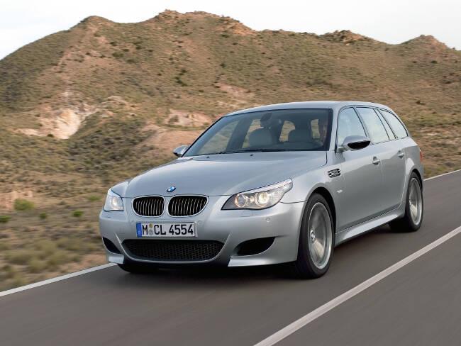 BMW M5 E61 - 13