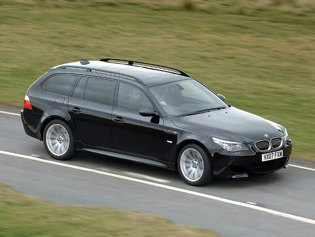 BMW M5 E61 - 14