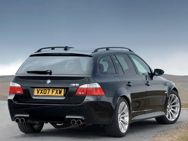 BMW M5 E61 - 16