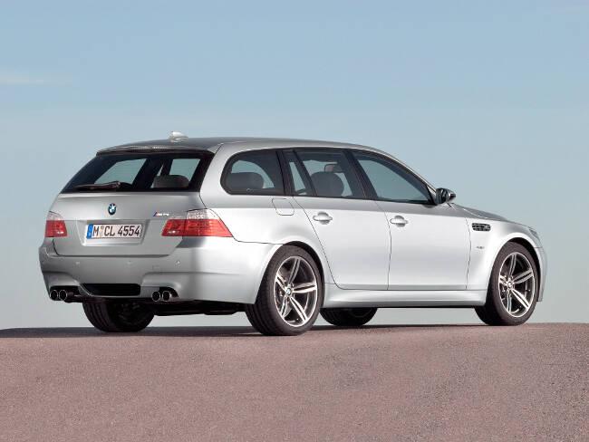 BMW M5 E61 - 2