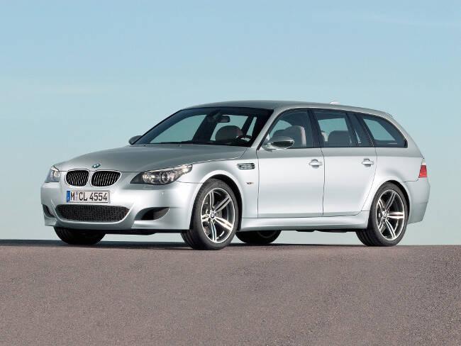 BMW M5 E61 - 3