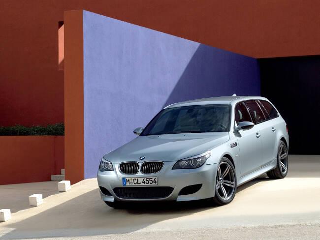 BMW M5 E61 - 5
