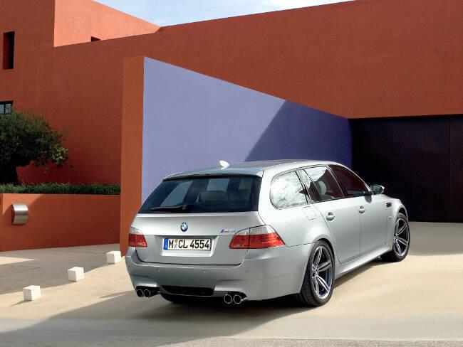 BMW M5 E61 - 6