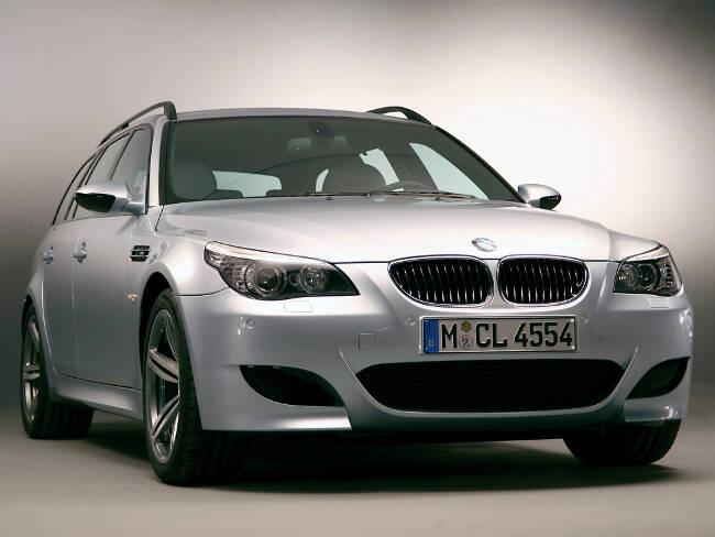 BMW M5 E61 - 7