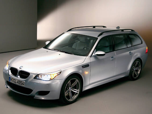 BMW M5 E61 - 8