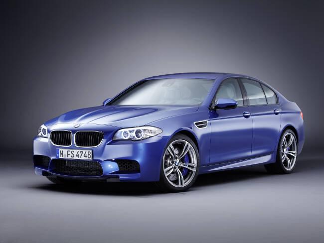 BMW M5 F10 - 1
