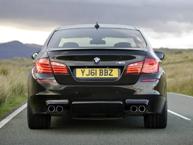 BMW M5 F10 - 15