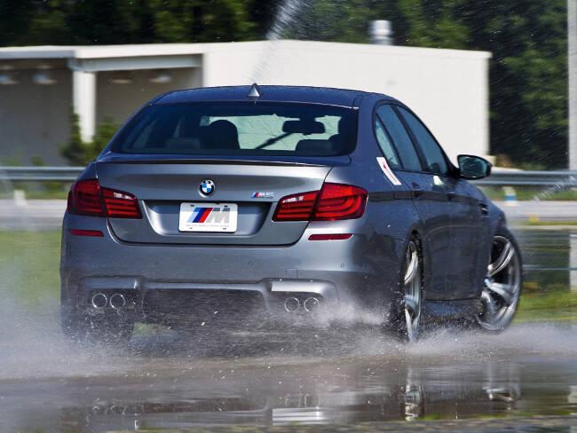 BMW M5 F10 - 22