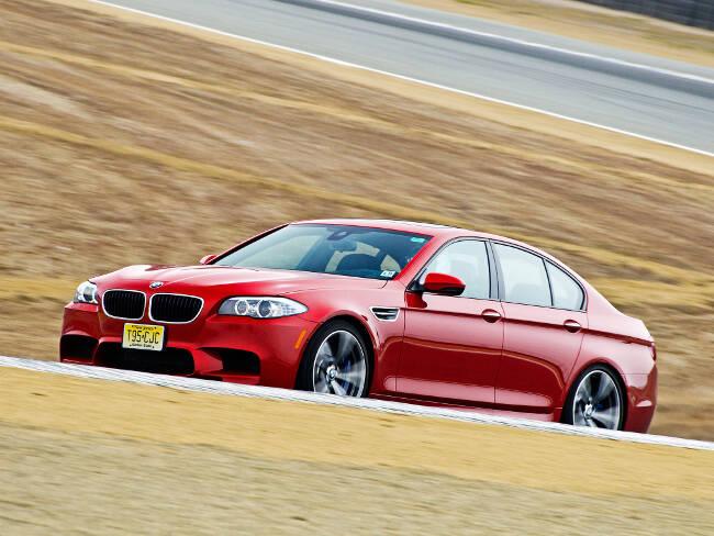 BMW M5 F10 - 26