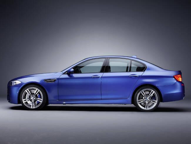 BMW M5 F10 - 5