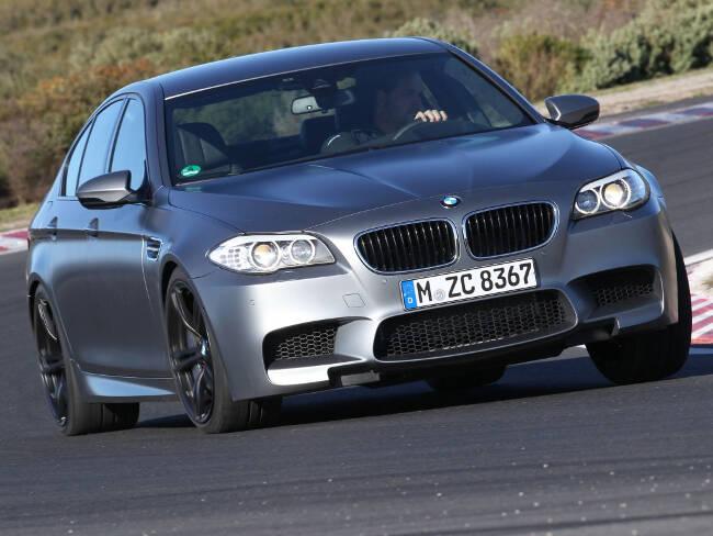 BMW M5 Individual F10 - 1