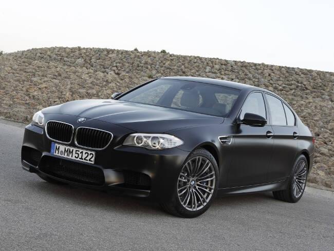 BMW M5 Individual F10 - 5
