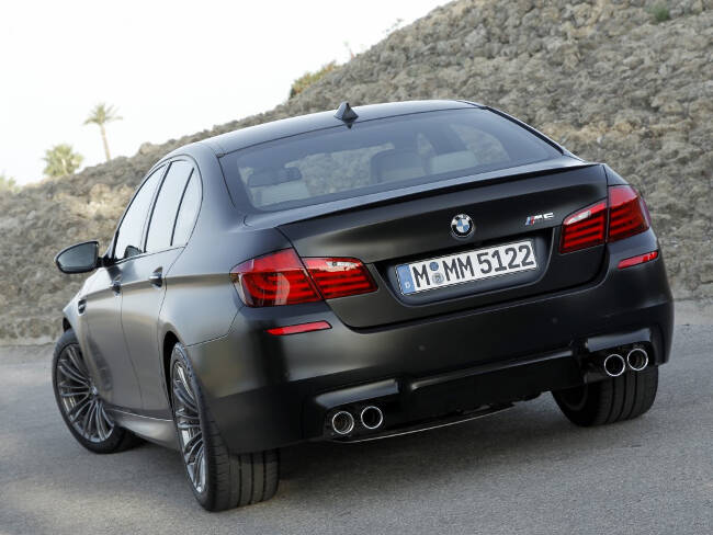 BMW M5 Individual F10 - 8