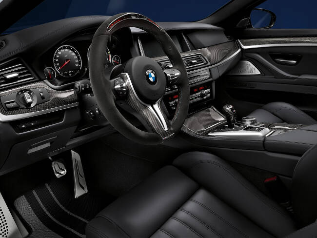 BMW M5 Performance Accessories F10 - 3