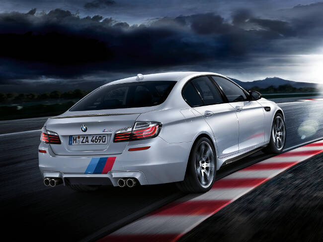 BMW M5 Performance Accessories F10 - 4