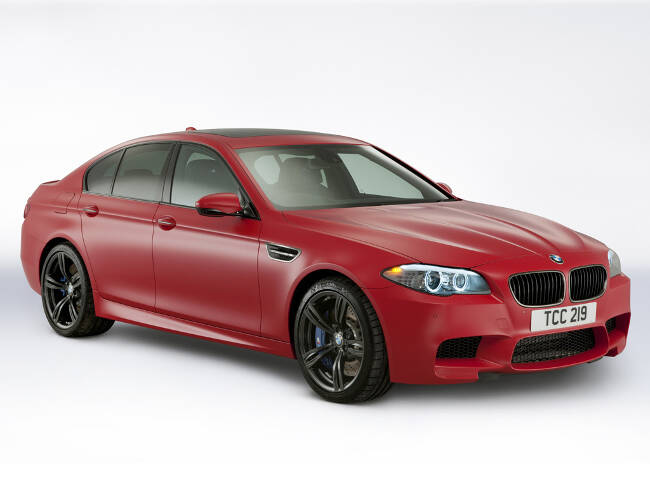 BMW M5 Performance Edition F10 - 2