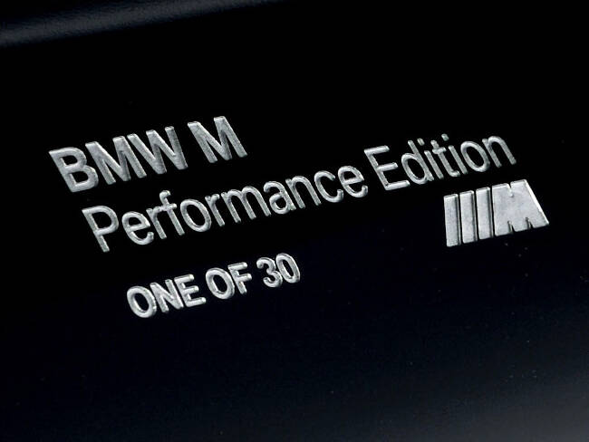 BMW M5 Performance Edition F10 - 5