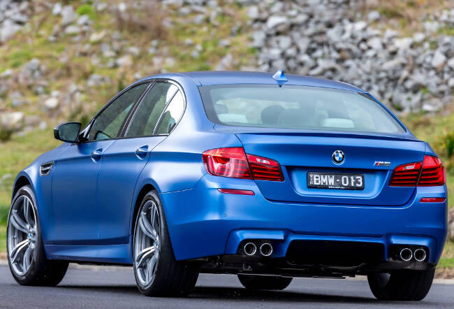 BMW M5 Pure Edition F10 - 1